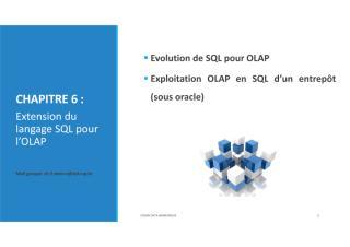 Cours DataWarehouse - Chapitre 6 SQL Avancé pour etudiants.pdf