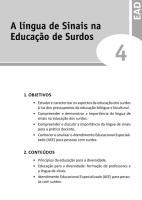LINGUA BRASILEIRA DE SINAIS - UND 4 - Língua de Sinais na Educação de Surdos.pdf