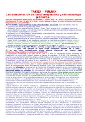 los insuperables detectores uv de llama takex-pulnix.doc