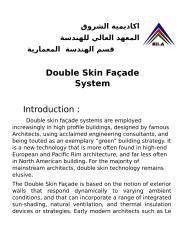 double skin facade .docx