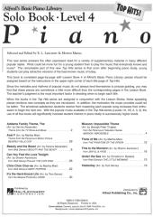 Alfred's - Basic Piano Library - Top Hits! Solo Book - Level 4.pdf