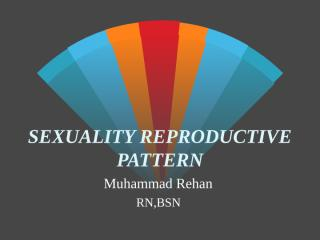SEXUALITY REPRODUCTIVE PATTERN-1.ppt
