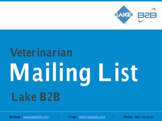 Mailing List for Veterinarian Experts.pdf