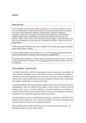 RESUMO Logistica.doc