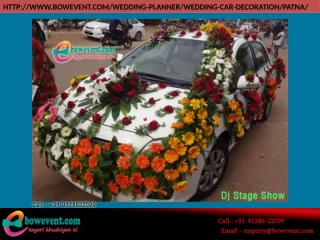 Wedding car in patna-bowevent-wedding transportation patna.pptx