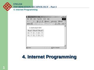 4 Internet Programming.ppt