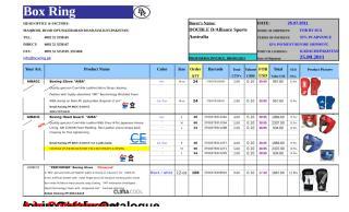P-Invoice Alliance Sports BR-045-2011.xlsx