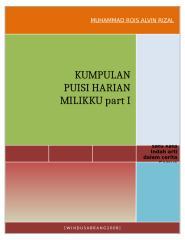 Kumpulan Puisi Karya ALVIN 2008.doc