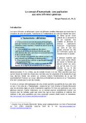 concept d'humanitude  une application.pdf