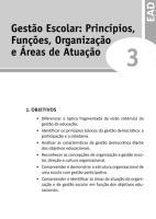 OPTATIVA DE FORMAÇÃO II - UND III - Gestão Escolar - Principios, funções, organização e áreas de atuação.pdf