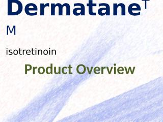 2-Dermatane-overview-ACNE.ppt