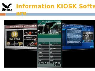 5.Information KIOSK Software.ppt