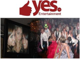 Best Corporate Events AgencyYes Entertainment.pptx