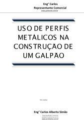 Uso de Perfis Metálicos na Construção de um Galpão.pdf
